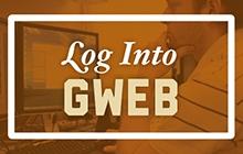 Log into GWeb