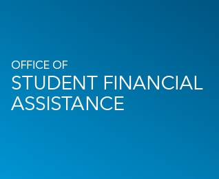 Large brand image for the Office of Student Financial Assistance